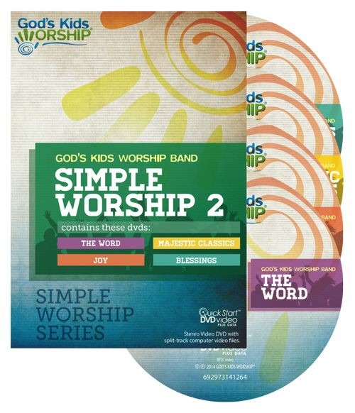 Simple Worship 2 for Children