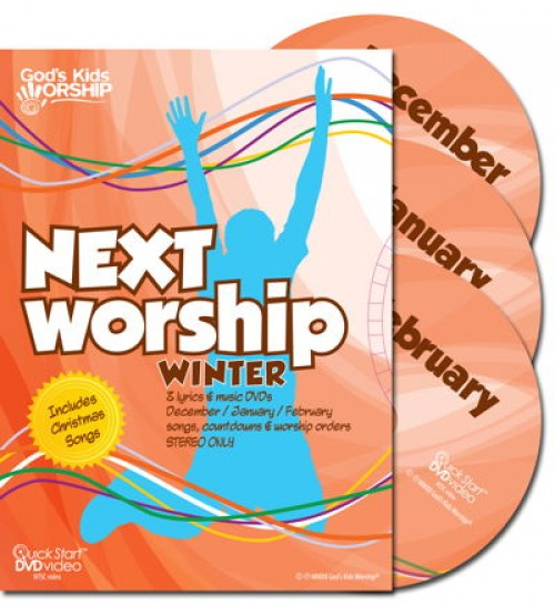 NEXT Worship DVDs are Righ...