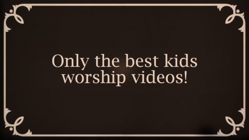 Kids Worship Ideas from Scr...