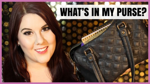 Whats In My Purse? ♡ Post...