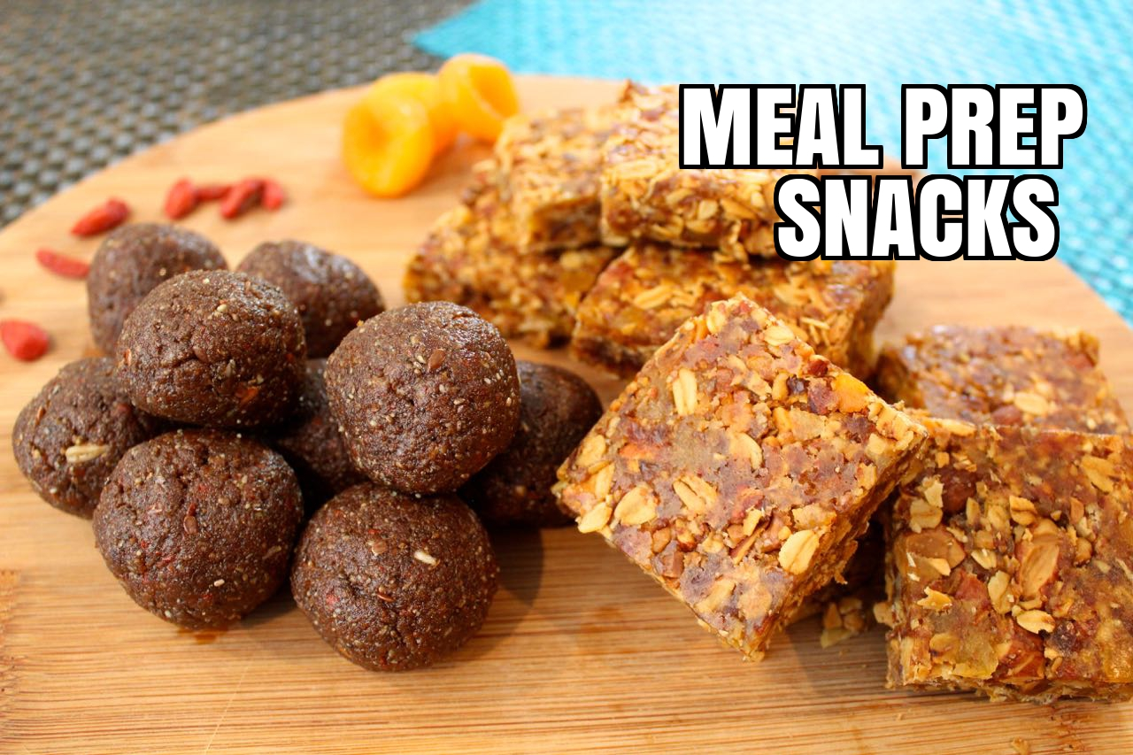 How to Meal Prep Snacks