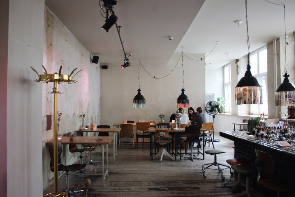 Coffee Shops with Wifi Berlin