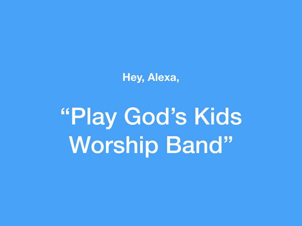Psalm Sunday Music for Kids