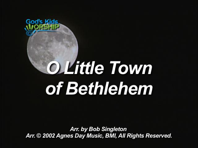 Bethlehem Christmas Carol f...