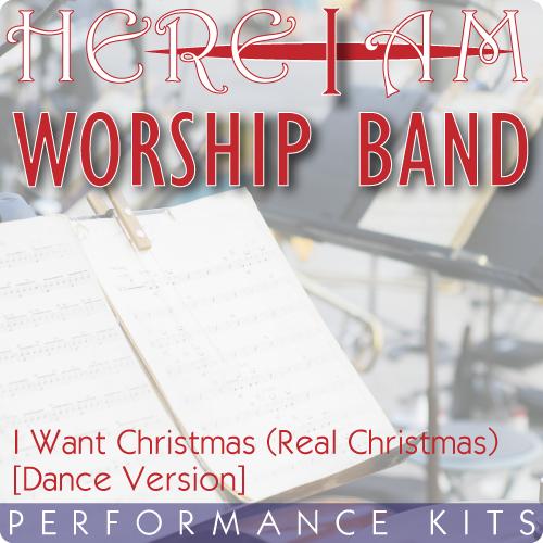 Here I Am Worship Band at C...
