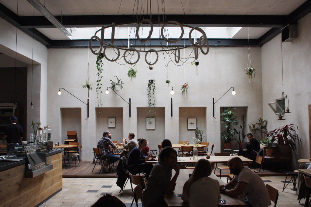 Best Work-Friendly Cafes in...