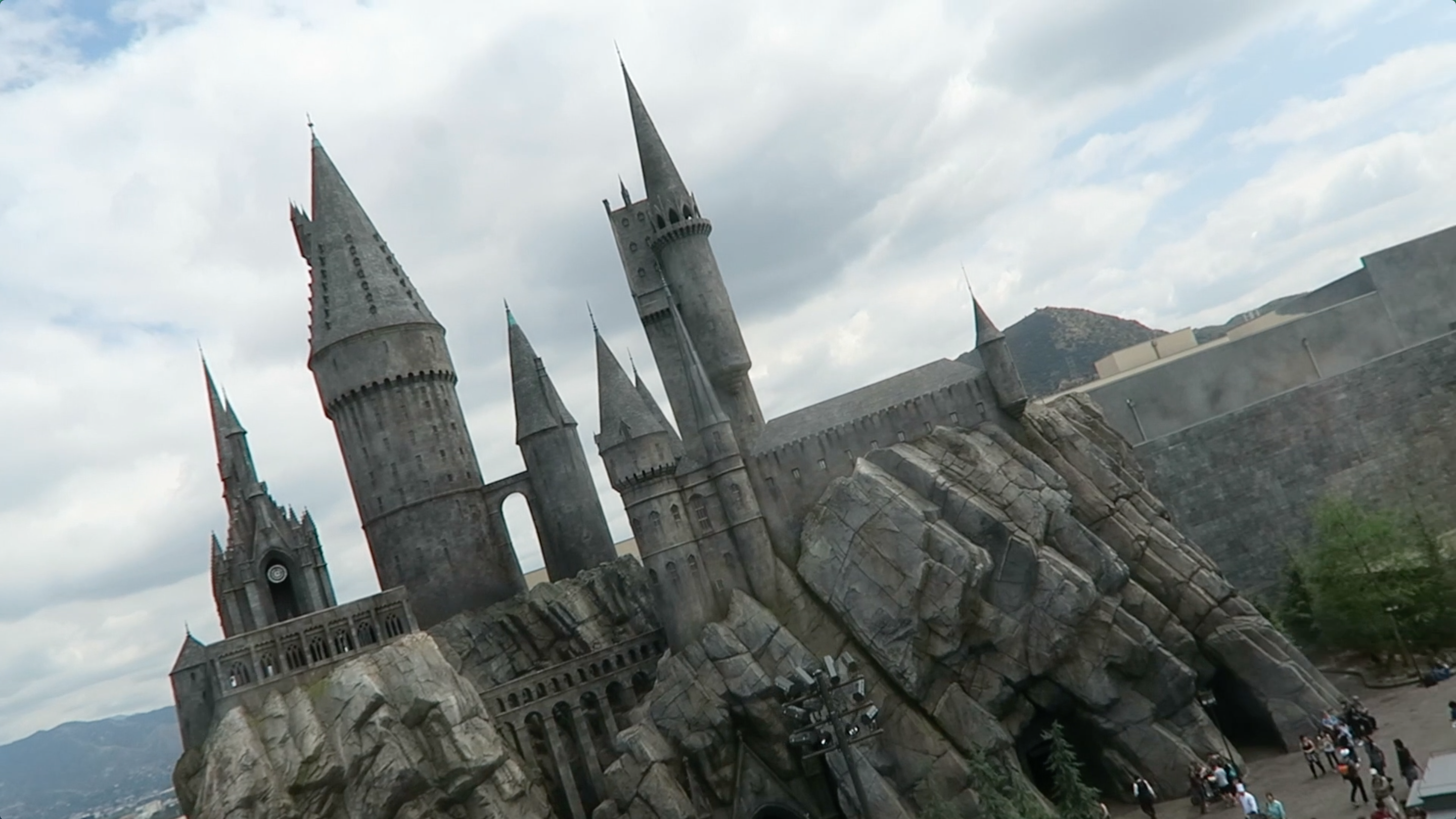 Harry Potter Theme Park!!