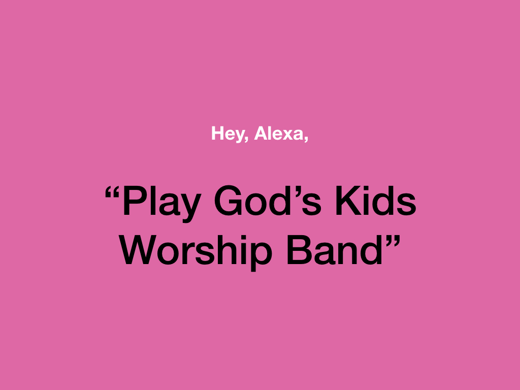 Easter is Better with Music...