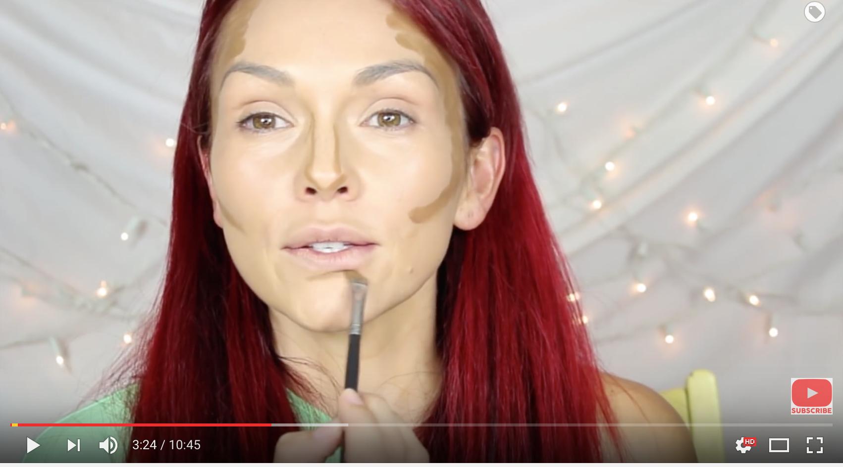 Makeup Contouring Tutorial