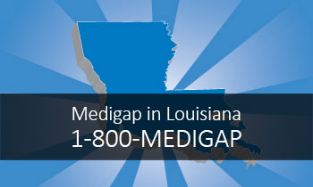Medigap in Louisiana by 1-8...