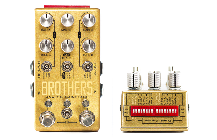 Chase Bliss Audio Brothers ...
