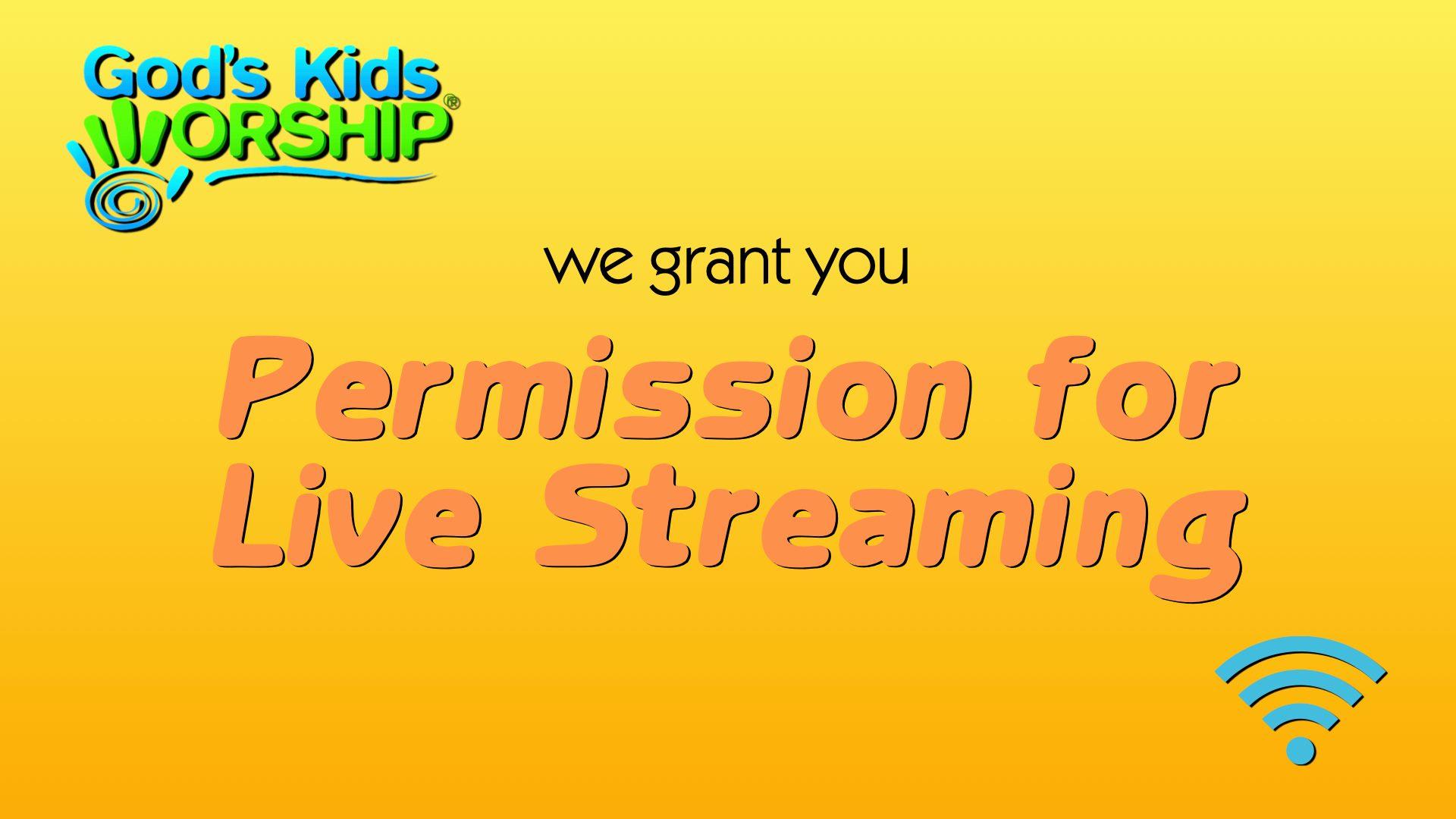 Streaming Kids Worship Videos