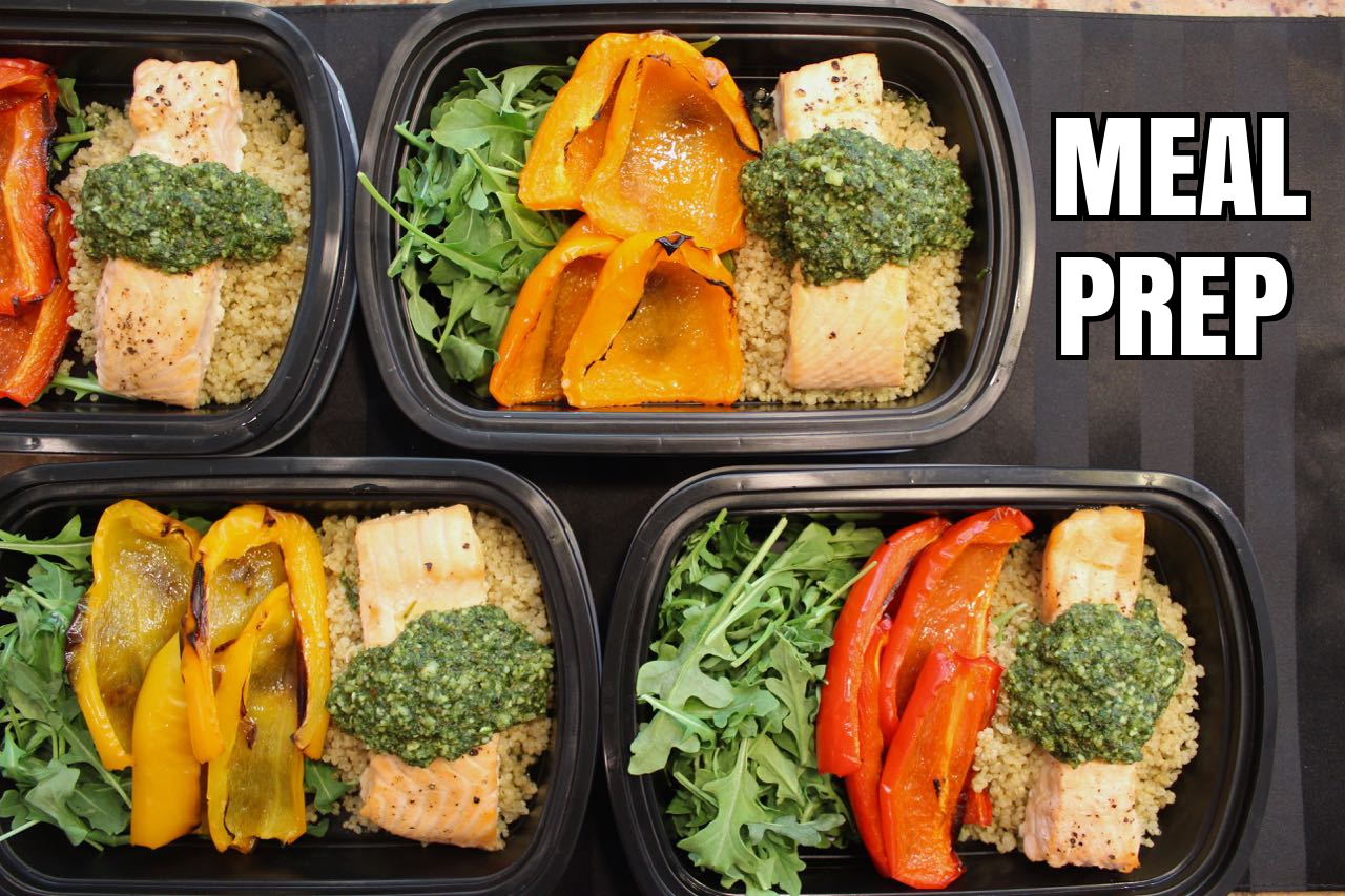 How To Pescetarian Meal Prep