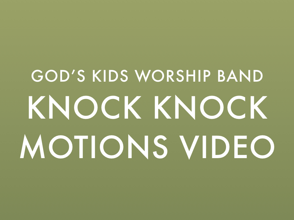 Motion Worship Videos with ...
