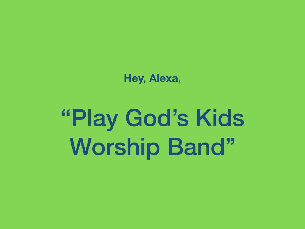 Hosanna Songs for Kids Worship