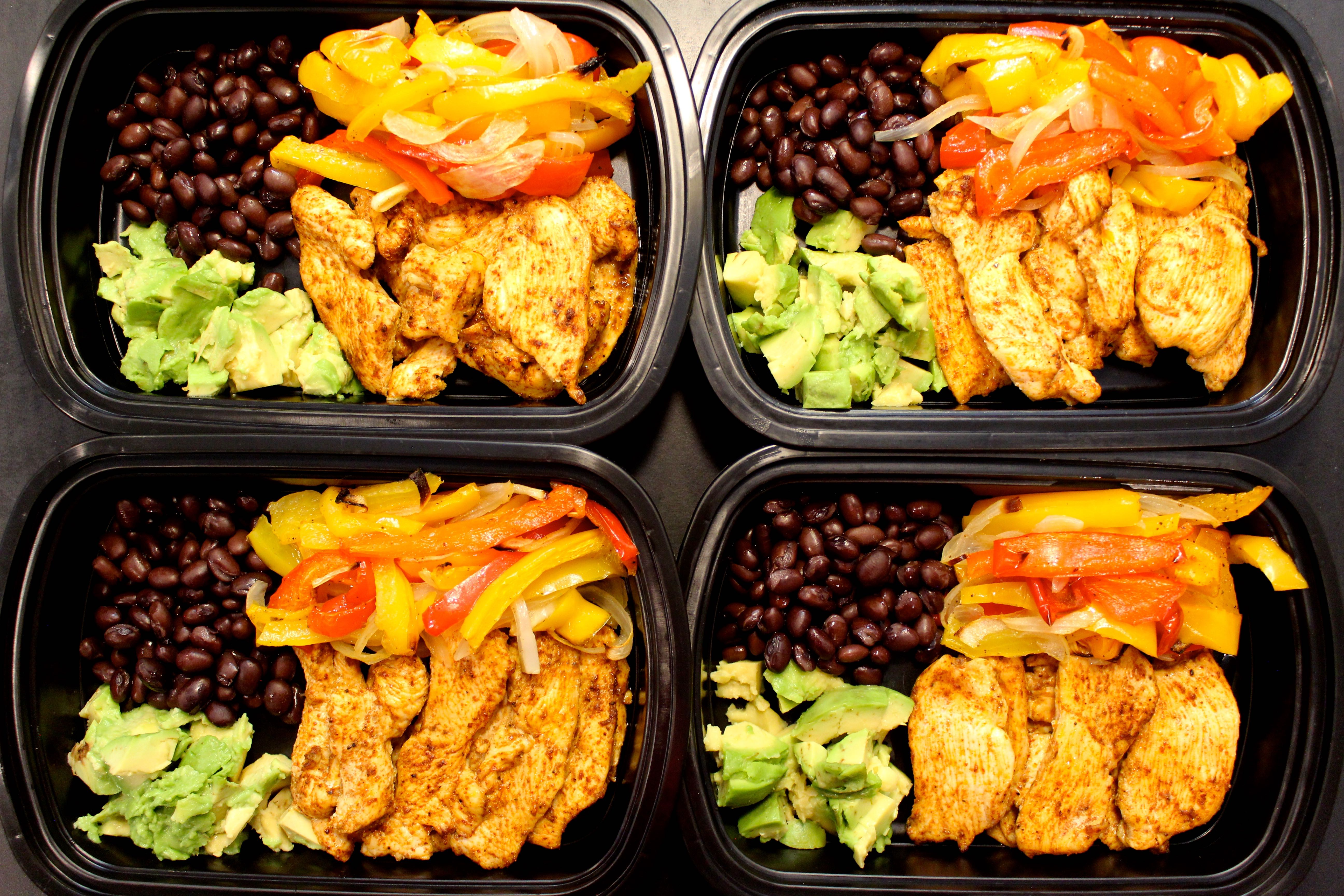 How To Meal Prep Chicken Fa...