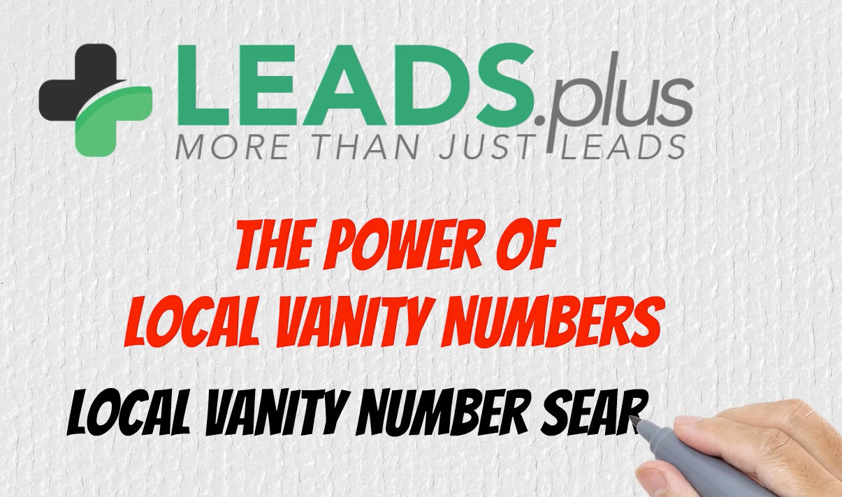 Local Vanity Phone Number A..