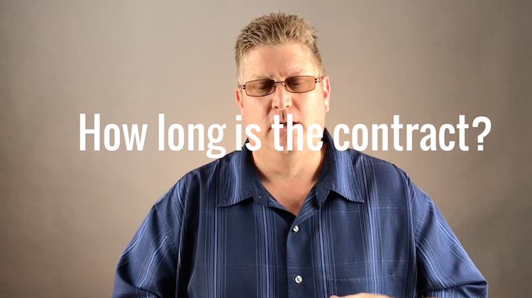 How Long is the Contract?